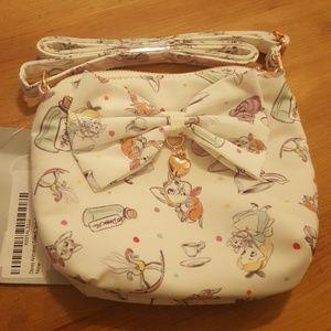 NWTDisney Animators Collection Alice Crossbody Bag
